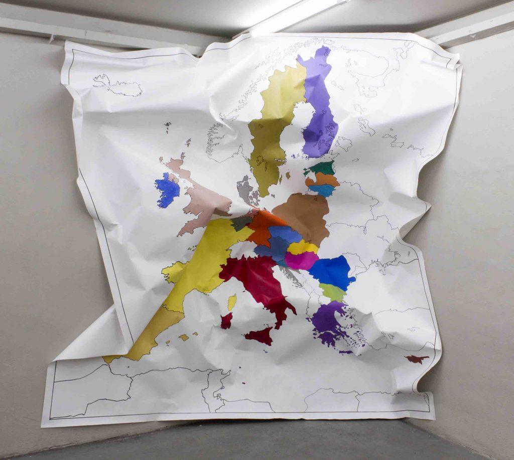 europe_crumpled
